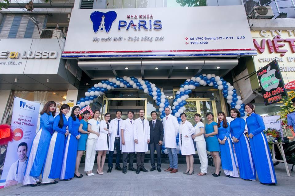 Phẫu thuật chỉnh hàm móm bao nhiêu tiền tại nha khoa Paris?