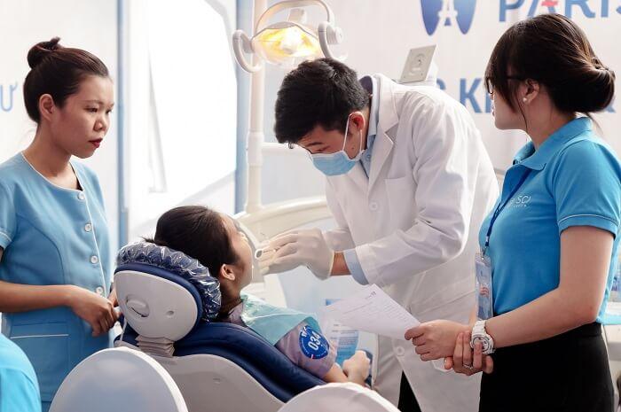 Địa chỉ niềng răng thẩm mỹ ở Hà Nội CHUYÊN NGHIỆP, UY TÍN 3