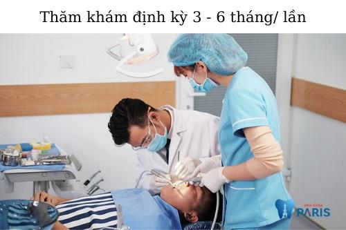 Chăm sóc răng sau khi tháo niềng 4