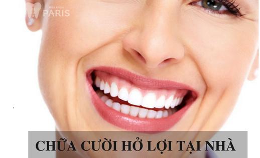 Chữa cười hở lợi tại nhà có thực sự hiệu quả không? 1