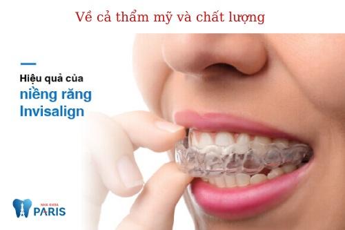 niềng răng trong suốt giá bao nhiêu tiền