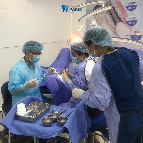 Kinh nghiệm phẫu thuật hàm hô 1
