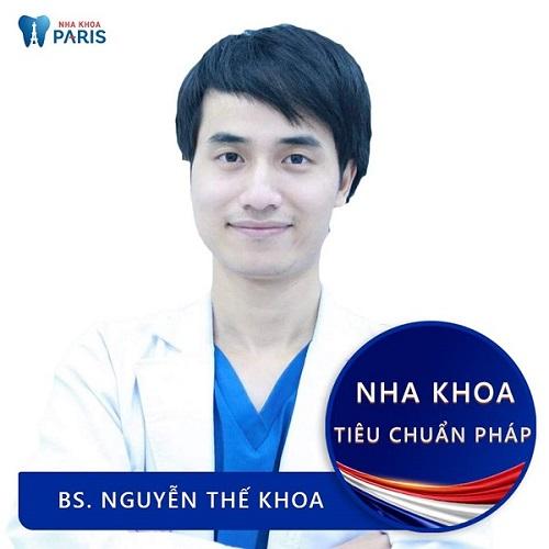 Bác sĩ niềng răng giỏi ở Hà Nội 5